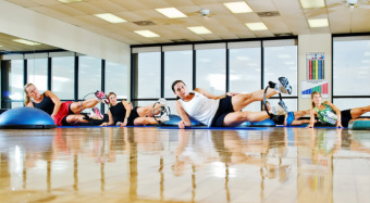 What are the Benefits of Group Fitness Classes
