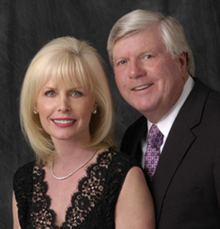 Margaret and jerry hodge owners of the amarillo downtown athletic club in the maxor building downtown